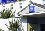 Hôtel Bouaye - Ibis budget Nantes St Herblain-2