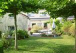 Hôtel La Louvière - Beatrice's gardens-1