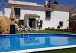 Location vacances Alfarnate - Cortijo la Dehesa del Trabuco-4
