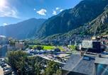 Location vacances  Andorre - Retro. Centro de Andorra y vistas panorámicas.-2
