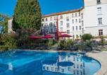 Hôtel 4 étoiles Chenonceaux - Logis Les Loges du Parc-2