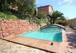 Location vacances Castellví de Rosanes - El Reco, charming house close to Barcelona-1