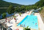 Camping  Acceptant les animaux Aveyron - Airotel Camping La Source-2