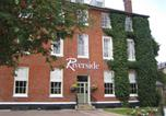 Hôtel Newmarket - The Riverside House Hotel-1