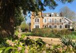 Hôtel Rochefort-en-Yvelines - La villa rochette-1