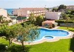 Location vacances Alcossebre - Apartamentos Bovalar Casa Azahar-2