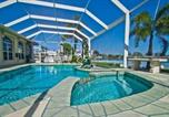 Location vacances Cape Coral - Dolphin Springs-3