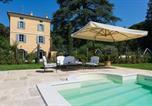 Location vacances Barbarano Romano - Capranica Villa Sleeps 8 Pool Wifi-3