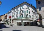 Hôtel 4 étoiles Lucerne - Romantik Hotel Wilden Mann Luzern-2