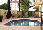 Hôtel Emerald - Emerald Central Palms Motel-2