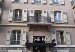 Hôtel Lancy - Hôtel Pax-2