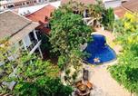 Hôtel Laos - Vientiane Garden Villa Hotel-4