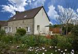 Location vacances Valognes - Cozy Holiday Home in Gourbesville France with Fireplace-1