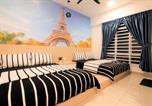 Location vacances Ipoh - H2h - Nichole Maison @ Majestic Ipoh (11 Guest)-1