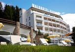 Hôtel Klosters-Serneus - Waldhotel Davos - for body & soul-1