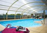 Camping avec Piscine Cabourg - Capfun - Camping Haras-1