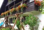 Location vacances Lenggries - Gästehaus Sonnleit`n-1