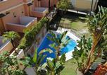 Location vacances Moclinejo - Apartamentos Turísticos Añoreta-2