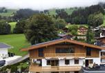 Location vacances Brixen im Thale - Luxus Ferienwohnung Chorblick-1