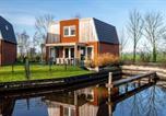 Villages vacances Scheemda - Recreatiepark Tusken de Marren-4