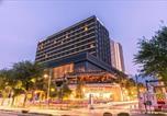 Hôtel Monterrey - Jw Marriott Hotel Monterrey Valle-1