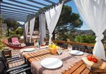 Location vacances Dosrius - Holiday Home Ginesteres-1