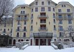 Camping avec Spa & balnéo Isère - Appart'Hôtel Le Splendid d'Allevard-1