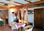 Hôtel Weesen - Heidi-Guesthouse-Amden Sternen-2