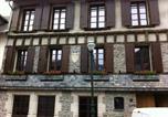 Hôtel Bourg-d'Oueil - Au Chant Des Marmites-1