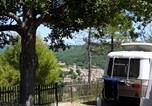 Camping avec Site nature Régusse - Camping Le Bleu Lavande-4
