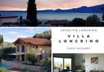 Location vacances Torri del Benaco - Villa Loncrino-1
