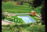 Location vacances Gironella - Casserres Villa Sleeps 9 with Pool-2