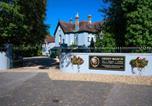 Hôtel Bournemouth - Derby Manor-2