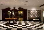 Hôtel Monterrey - Gamma Monterrey Gran Hotel Ancira-4