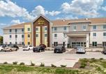 Hôtel Waxahachie - Sleep Inn Lancaster Dallas South-1