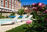 Hôtel Jaligny-sur-Besbre - La Demeure de Babette-4