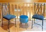 Location vacances Le Ménil - Chalet La Calougeotte avec jardin clos et sauna privatif-2