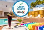 Hôtel Aljezur - Sagres Sun Stay - Surf Camp & Hostel-1