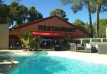 Hôtel Saint-Clément-de-Rivière - Kyriad Montpellier Nord Parc Euromédecine-3