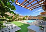 Location vacances Mogán - Villa Diana with private swimming pool in Tauro-1