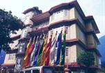 Hôtel Darjeeling - Chas Breathing Stone-1