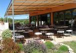 Hôtel Castillon-du-Gard - Hotel Restaurant Le Gardon-Oliveraie du Gardon-4