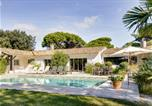 Location vacances Saint-Clément-des-Baleines - Superbe maison avec piscine aux Portes-en-Re