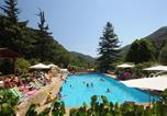 Camping avec WIFI Villefranche-sur-Mer - Camping Delle Rose-3