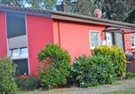 Location vacances Jever - Ferienwohnung mit eigenem Garten in Schortens-2