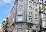 Hôtel Moaña - Hotel America Vigo-1