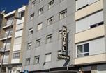 Hôtel Sanxenxo - Hotel Siroco-1