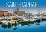 Location vacances Saint-Raphaël - St Raphael Centre-Ville Studio situé 10mn à pied de la Mer.-4