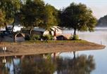 Camping Limousin - Camping Le Port de Neuvic-1