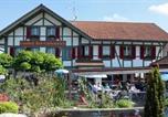 Hôtel Langenthal - Hotel Restaurant Koi-Gartenteich-1